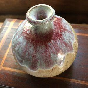 Pottery vase handmade reed diffuser
